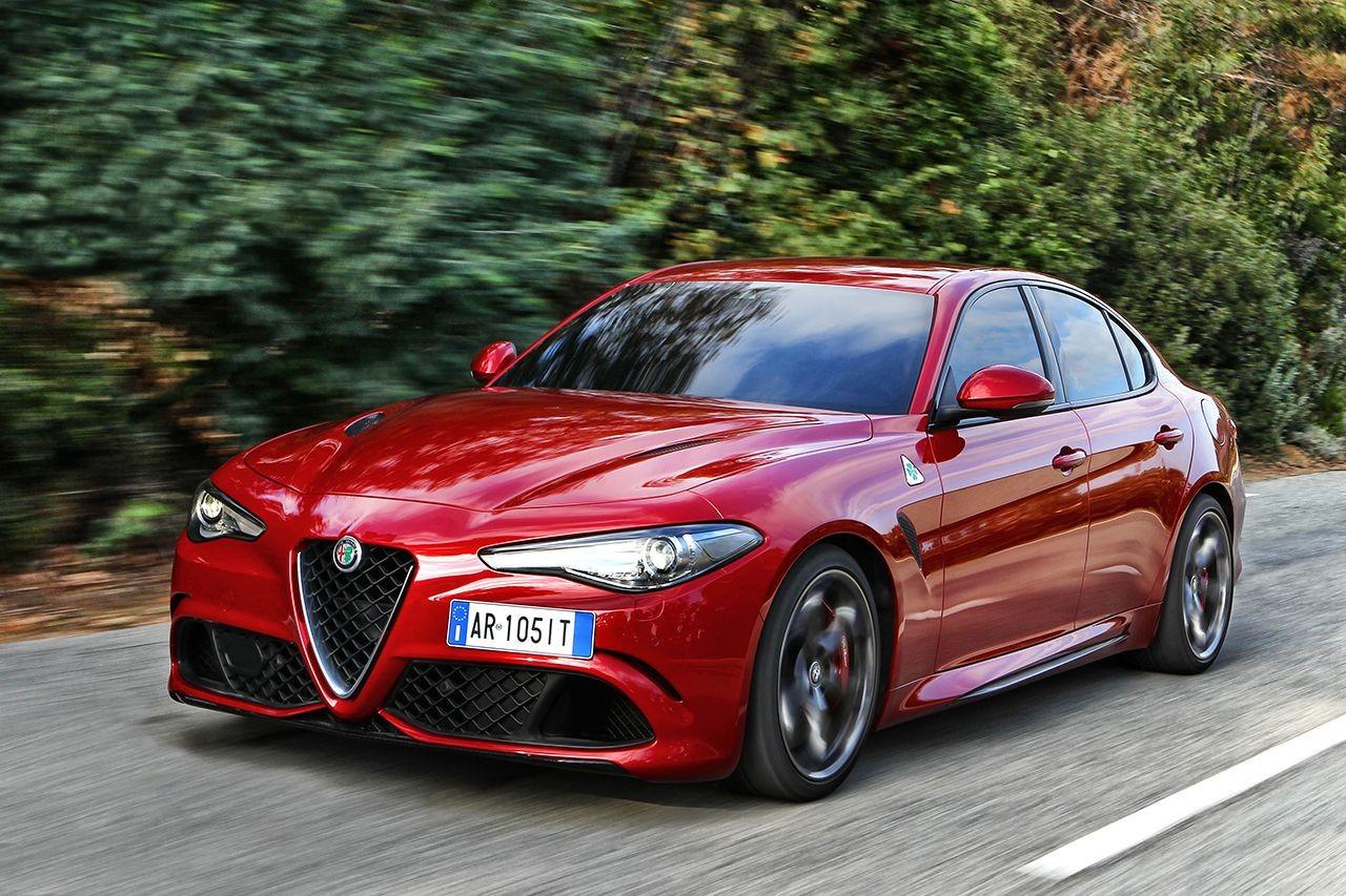 Die neue Alfa Giulia – ab 18.6. bei uns in Rohrbach!