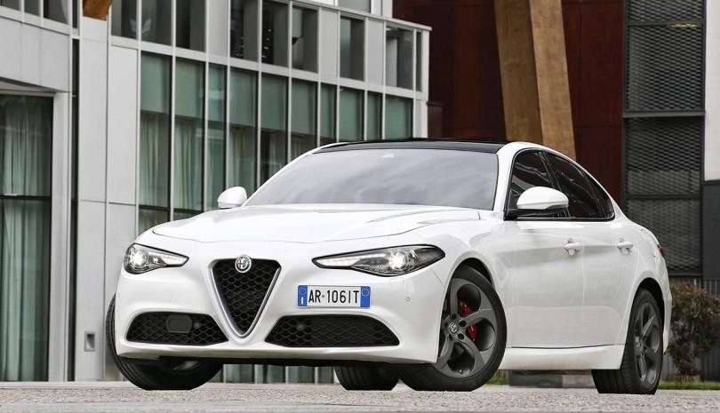 Die neue Alfa Giulia steht in Rohrbach zur Probefahrt bereit!