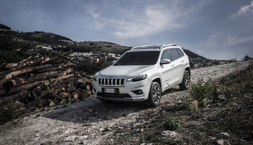 -25% Aktion auf lagernde Jeep Cherokee