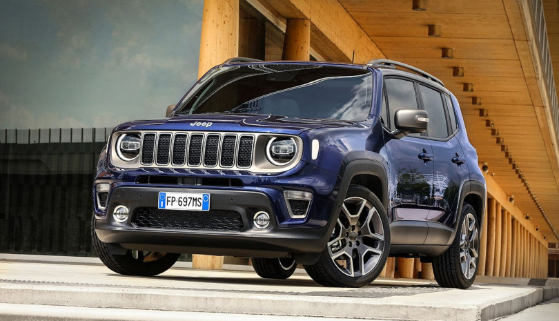 Der neue Jeep® Renegade Modelljahr 2019 – Neue Motoren, neue Optik!