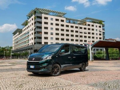 Fiat Talento – die perfekte Kombination von Agilität und Stauraum