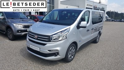 Fiat Talento Panorama 3,0t 1,6 EcoJet Twin-Turbo 145 KR Executive bei Autohaus Leibetseder GmbH in Ihre Fahrzeugfamilie