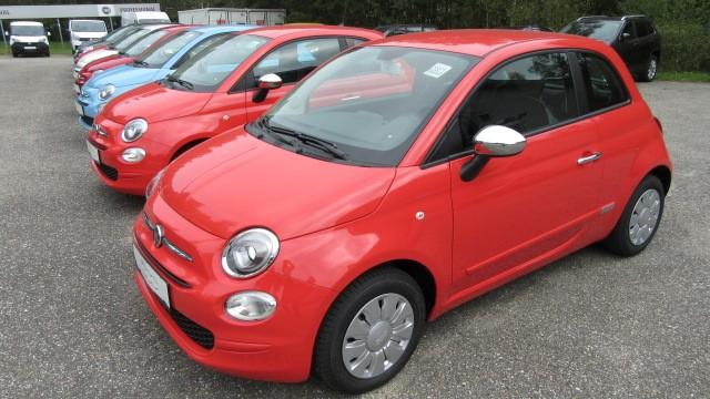 Fiat 500 Aktion -25%!!!