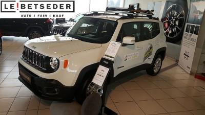 Jeep Renegade 2,0 MultiJet II 120  AWD Mountain Rocker bei Autohaus Leibetseder GmbH in Ihre Fahrzeugfamilie