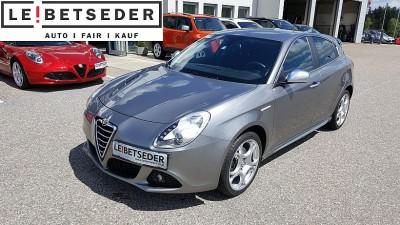 Alfa Romeo Giulietta 2,0 JTDM-2 Super Edizione bei Autohaus Leibetseder GmbH in Ihre Fahrzeugfamilie