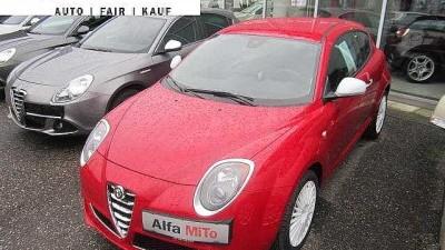 Alfa Romeo Alfa MiTo 1,4 Junior bei Autohaus Leibetseder GmbH in Ihre Fahrzeugfamilie