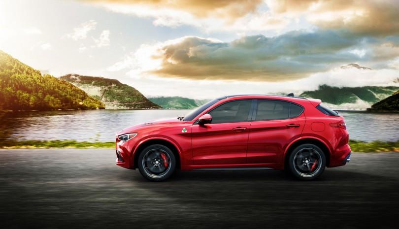 Weltpremiere Alfa Romeo Stelvio – ab Frühjahr 2017 in Österreich!