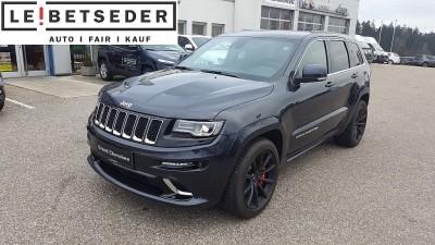 Jeep Grand Cherokee 6,4 V8 HEMI SRT bei Autohaus Leibetseder GmbH in Ihre Fahrzeugfamilie