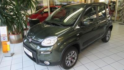 Fiat Panda 4×4 1,3 Multijet II 95 4×4 Rock bei Autohaus Leibetseder GmbH in Ihre Fahrzeugfamilie