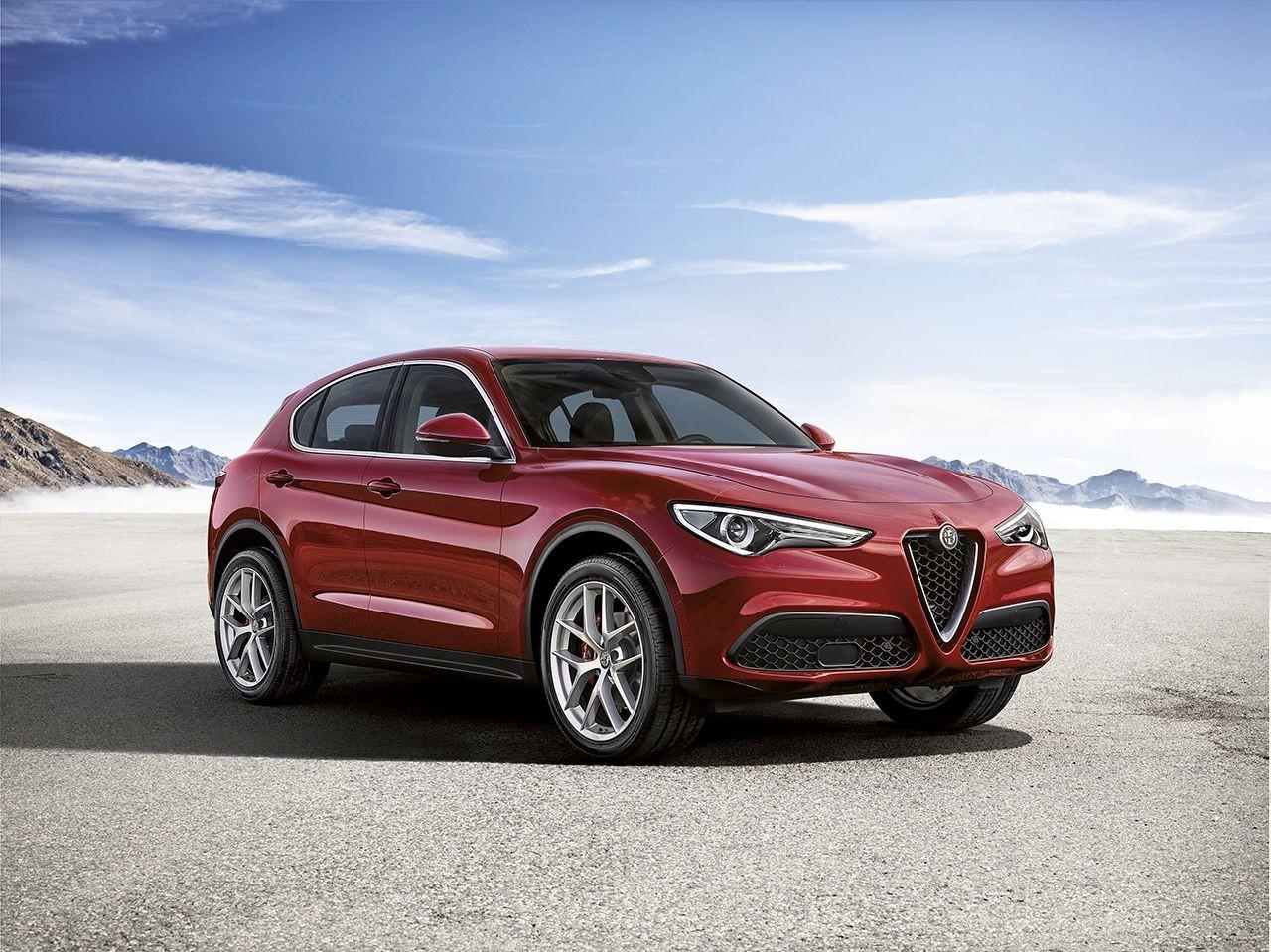 Ab sofort bestellbar: Der Alfa Romeo Stelvio First Edition!