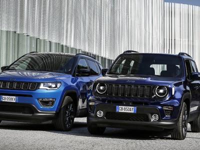 HYBRID – Jeep® Renegade 4xe und Compass 4xe stehen ab sofort zur Probefahrt bereit!