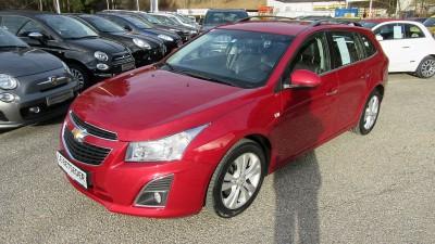 Chevrolet Cruze Wagon 1,7 LTZ DPF bei Autohaus Leibetseder GmbH in Ihre Fahrzeugfamilie