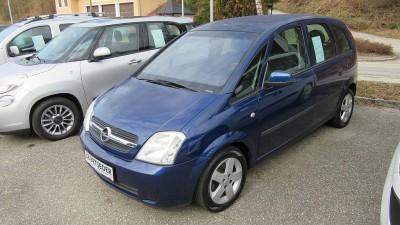 Opel Meriva 1,7 Enjoy DTI bei Autohaus Leibetseder GmbH in Ihre Fahrzeugfamilie