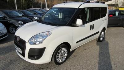 Fiat Doblò 2,0 Multijet 135 Emotion DPF bei Autohaus Leibetseder GmbH in Ihre Fahrzeugfamilie