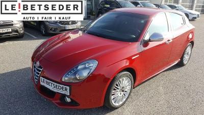 Alfa Romeo Giulietta Exclusive 2,0 JTDM-2 bei Autohaus Leibetseder GmbH in Ihre Fahrzeugfamilie