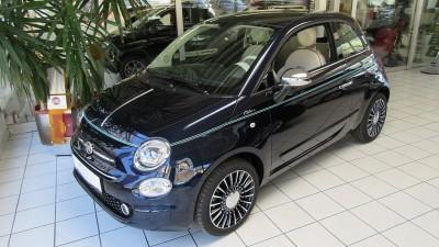Fiat 500 ECO 1,2 69 Riva bei Autohaus Leibetseder GmbH in Ihre Fahrzeugfamilie