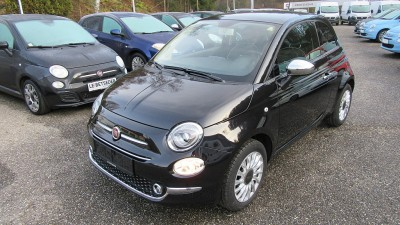 Fiat 500 1,2 69 Lounge bei Autohaus Leibetseder GmbH in Ihre Fahrzeugfamilie