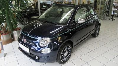 Fiat 500C ECO 1,2 69 Riva bei Autohaus Leibetseder GmbH in Ihre Fahrzeugfamilie