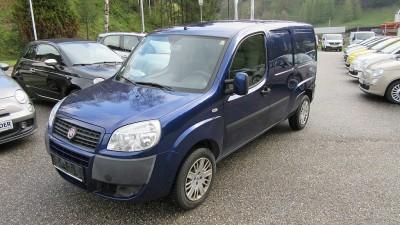 Fiat Doblò Cargo Maxi 1,3 JTD 16V Multijet bei Autohaus Leibetseder GmbH in Ihre Fahrzeugfamilie