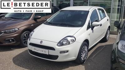 Fiat Punto 1,4 78 Easy bei Autohaus Leibetseder GmbH in Ihre Fahrzeugfamilie
