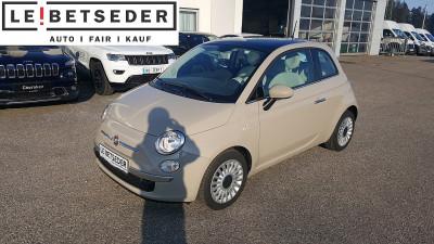 Fiat 500 0,9 TwinAir Turbo Lounge bei Autohaus Leibetseder GmbH in Ihre Fahrzeugfamilie