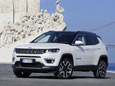 Jeep® Compass – der neue Kompakt-SUV!