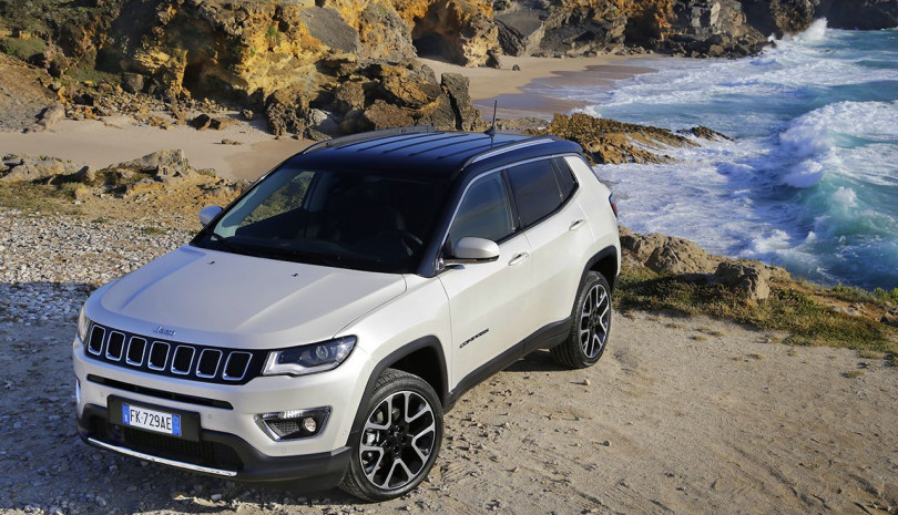 Der Jeep® Compass ab € 23.890,-