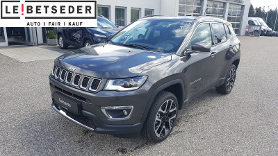 Jeep Compass 2,0 Multijet Opening Edition 4WD 9AT 140 PS bei Autohaus Leibetseder GmbH in Ihre Fahrzeugfamilie