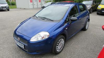 Fiat Grande Punto 1,2 Actual bei Autohaus Leibetseder GmbH in Ihre Fahrzeugfamilie