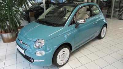 Fiat 500C 1,2 69 Lounge bei Autohaus Leibetseder GmbH in Ihre Fahrzeugfamilie