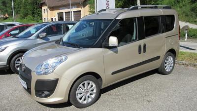Fiat Doblò 1,6 16V JTD Multijet Emotion DPF bei Autohaus Leibetseder GmbH in Ihre Fahrzeugfamilie