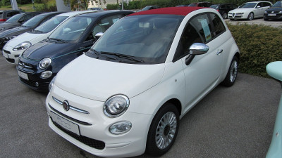 Fiat 500C 1,2 69 Mirror bei Autohaus Leibetseder GmbH in Ihre Fahrzeugfamilie