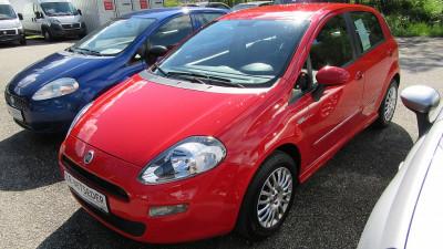 Fiat Punto 1,2 69 Easy bei Autohaus Leibetseder GmbH in Ihre Fahrzeugfamilie