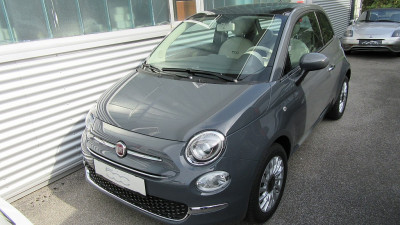 Fiat 500 ECO 1,2 69 Lounge bei Autohaus Leibetseder GmbH in Ihre Fahrzeugfamilie