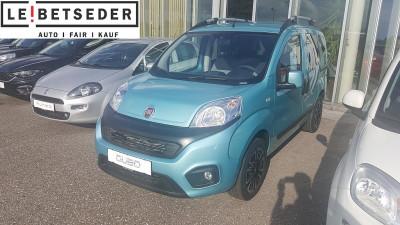 Fiat Qubo 1,4 Fire 78 Lounge bei Autohaus Leibetseder GmbH in Ihre Fahrzeugfamilie
