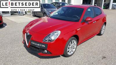 Alfa Romeo Giulietta Super 1,4 TB bei Autohaus Leibetseder GmbH in Ihre Fahrzeugfamilie