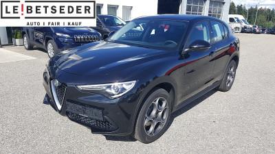 Alfa Romeo Stelvio Super 2,0 ATX AWD bei Autohaus Leibetseder GmbH in Ihre Fahrzeugfamilie