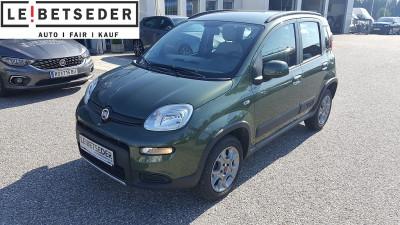 Fiat Panda 4×4 1,3 Multijet II 75 Easy bei Autohaus Leibetseder GmbH in Ihre Fahrzeugfamilie