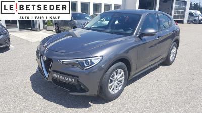 Alfa Romeo Stelvio 2,2 ATX RWD bei Autohaus Leibetseder GmbH in Ihre Fahrzeugfamilie