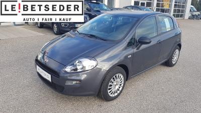 Fiat Punto 1,2 69 Nuova Collezione bei Autohaus Leibetseder GmbH in Ihre Fahrzeugfamilie
