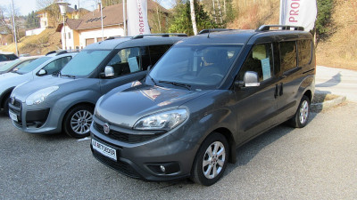 Fiat Doblò 1,6 Multijet 105 Lounge Start&Stop bei Autohaus Leibetseder GmbH in Ihre Fahrzeugfamilie