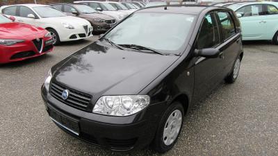 Fiat Punto 1,2 Lifestyle bei Autohaus Leibetseder GmbH in Ihre Fahrzeugfamilie
