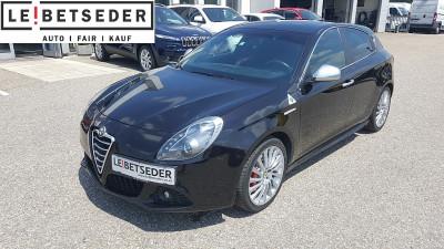 Alfa Romeo Giulietta 1750 TBi Quadrifoglio Verde bei Autohaus Leibetseder GmbH in Ihre Fahrzeugfamilie