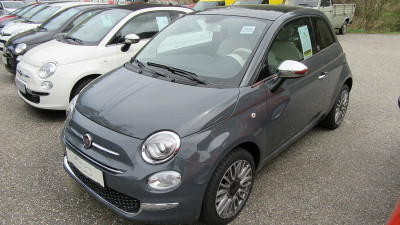 Fiat 500 1,2 69 Mirror bei Autohaus Leibetseder GmbH in Ihre Fahrzeugfamilie