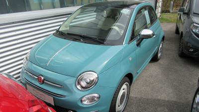 Fiat 500 ECO 1,2 69 Anniversario bei Autohaus Leibetseder GmbH in Ihre Fahrzeugfamilie