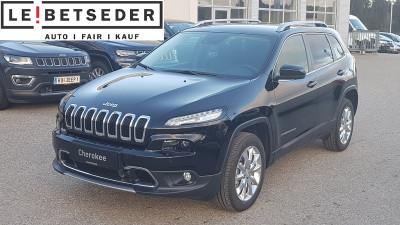 Jeep Cherokee 2,2 MultiJet II AWD Limited Aut. bei Autohaus Leibetseder GmbH in Ihre Fahrzeugfamilie