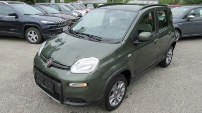 Fiat Panda 4×4 1,3 Multijet II 75 4×4 Rock bei Autohaus Leibetseder GmbH in Ihre Fahrzeugfamilie