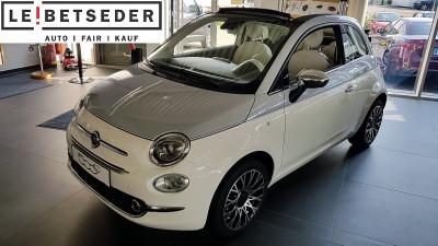 Fiat 500 ECO 1,2 69 Collezione bei Autohaus Leibetseder GmbH in Ihre Fahrzeugfamilie