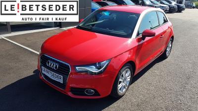 Audi A1 1,2 TFSI Attraction bei Autohaus Leibetseder GmbH in Ihre Fahrzeugfamilie