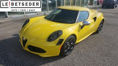 Alfa Romeo 4C bei Autohaus Leibetseder GmbH in Ihre Fahrzeugfamilie